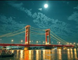 Solusi Akuntansi Indonesia - Jembatan Ampera Palembang